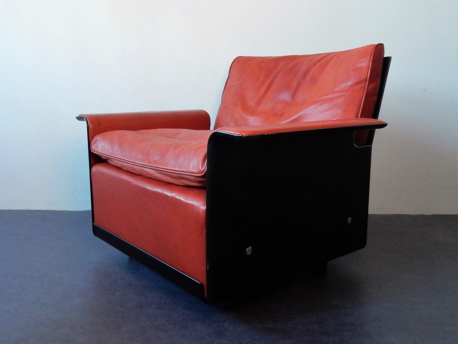 sessel von dieter rams f r vitsoe 1966 bei pamono kaufen. Black Bedroom Furniture Sets. Home Design Ideas