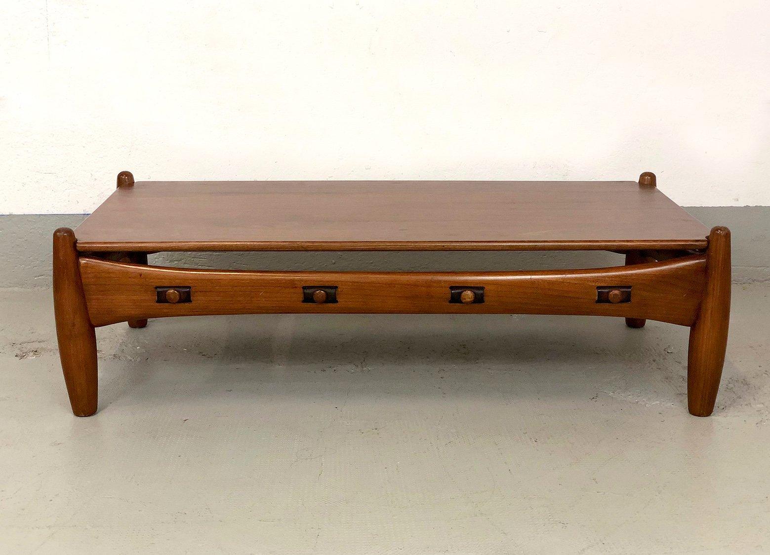 Tisch von Sergio Rodrigez für ISA Bergamo, 1960er