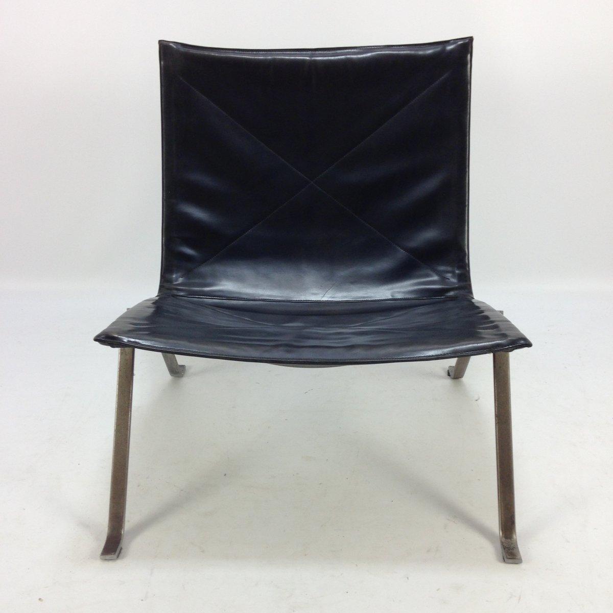 PK22 Sessel von Poul Kjaerholm für E. Kold Christensen, 1950er