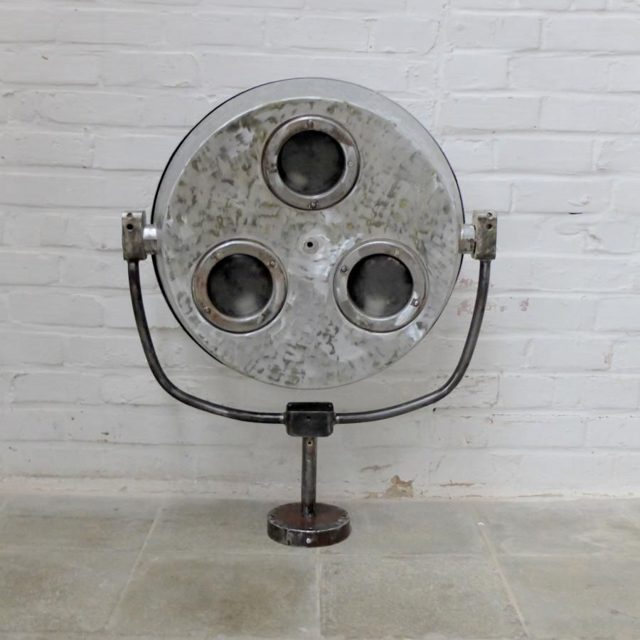 Vintage Operationslampe