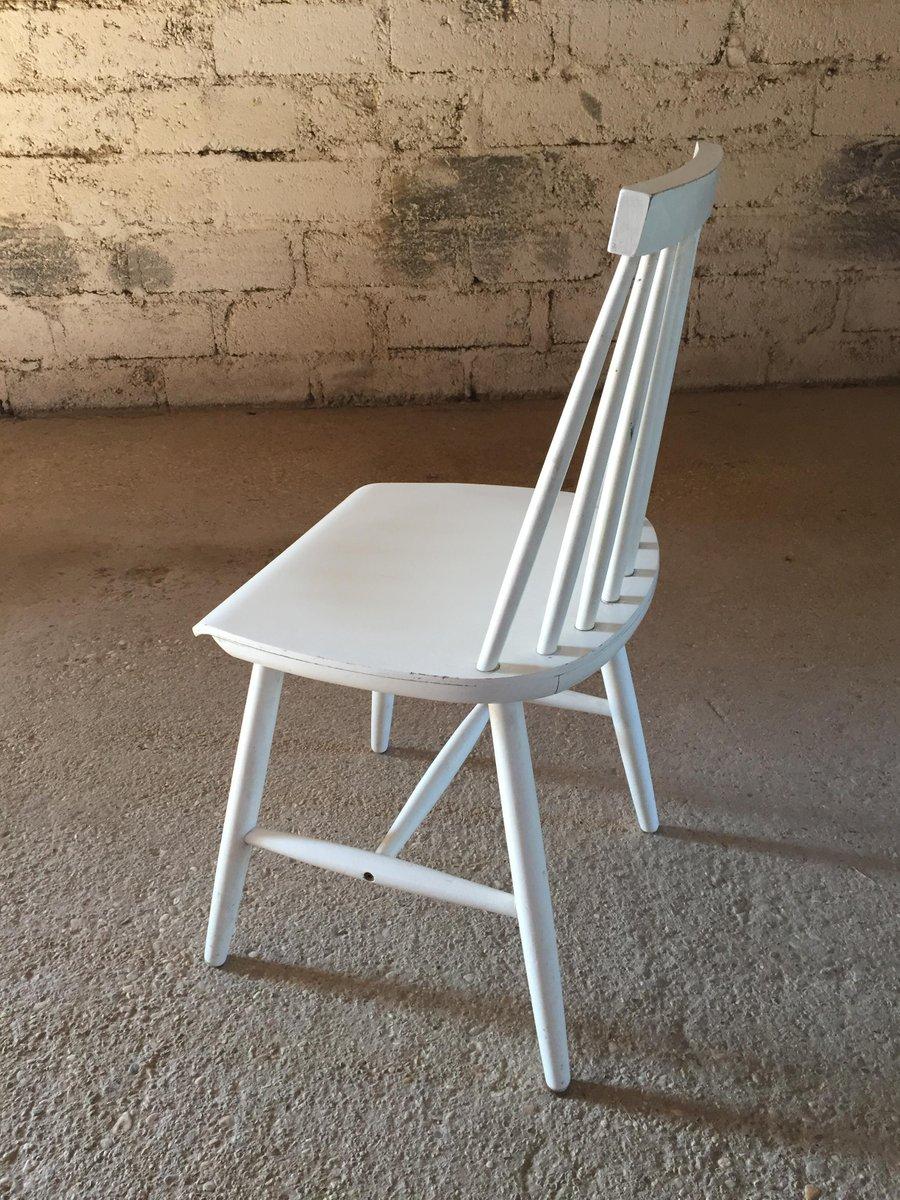 Pour Fanett Tapiovaara Chaise Vintage Par Ilmari Ikea tsCQrhxBd