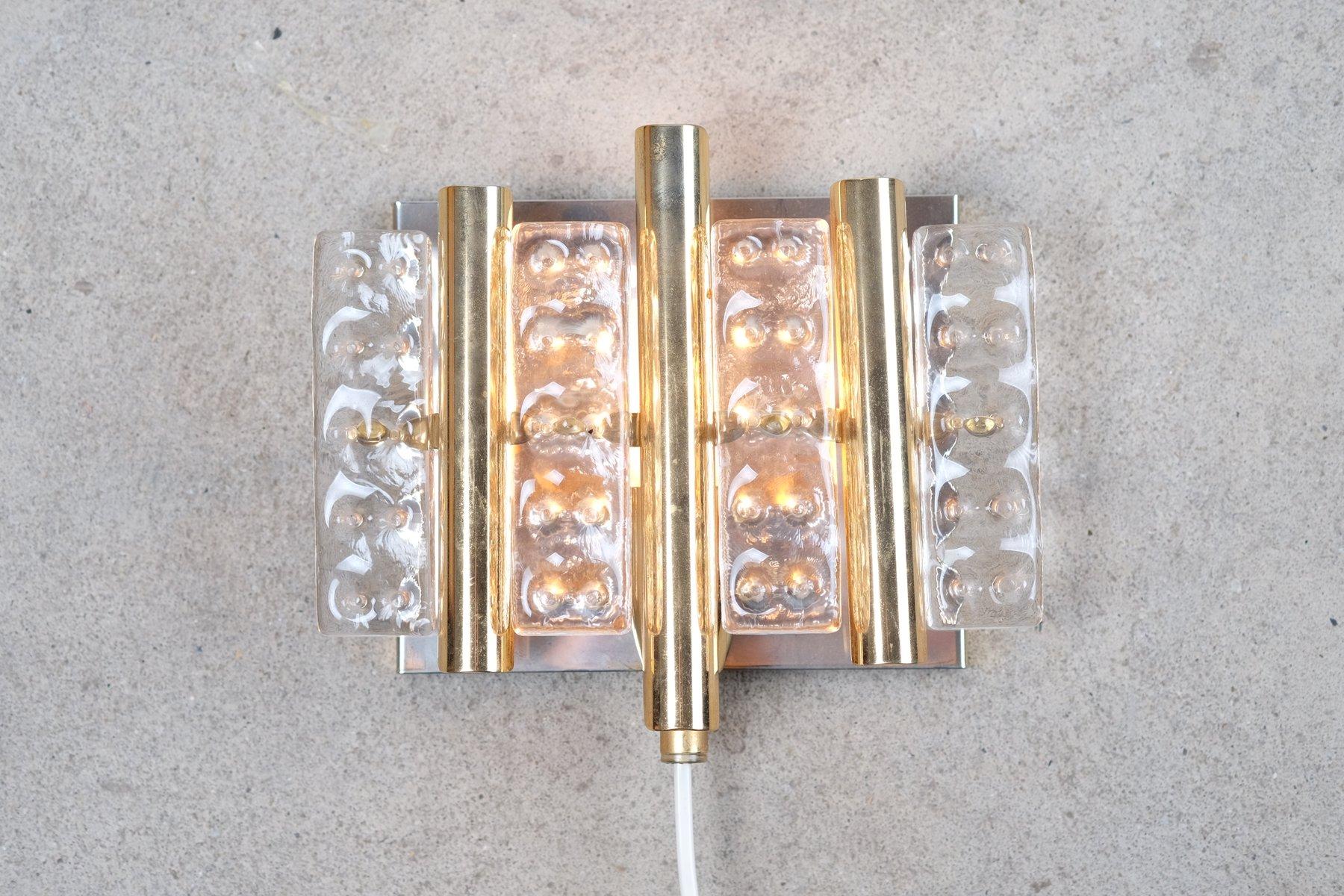 Dänische Wandlampe von Vitrika