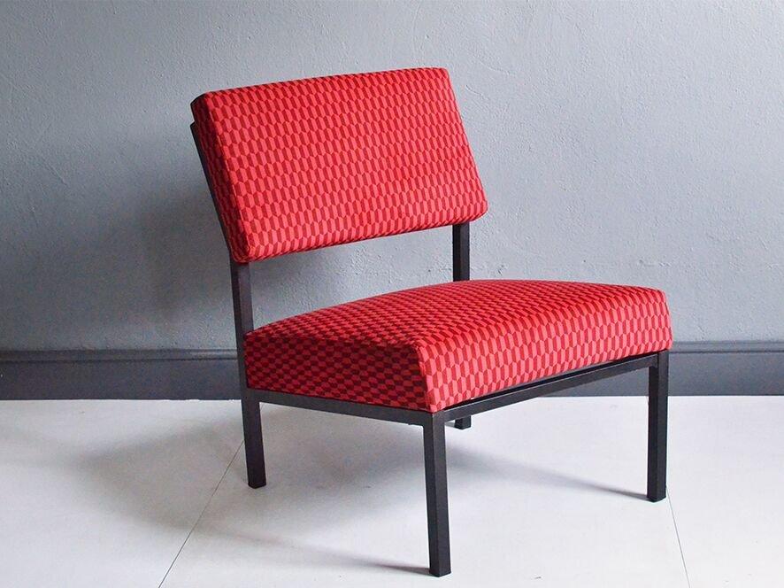 Niederländischer Vintage Sessel von Gijs van der sluis