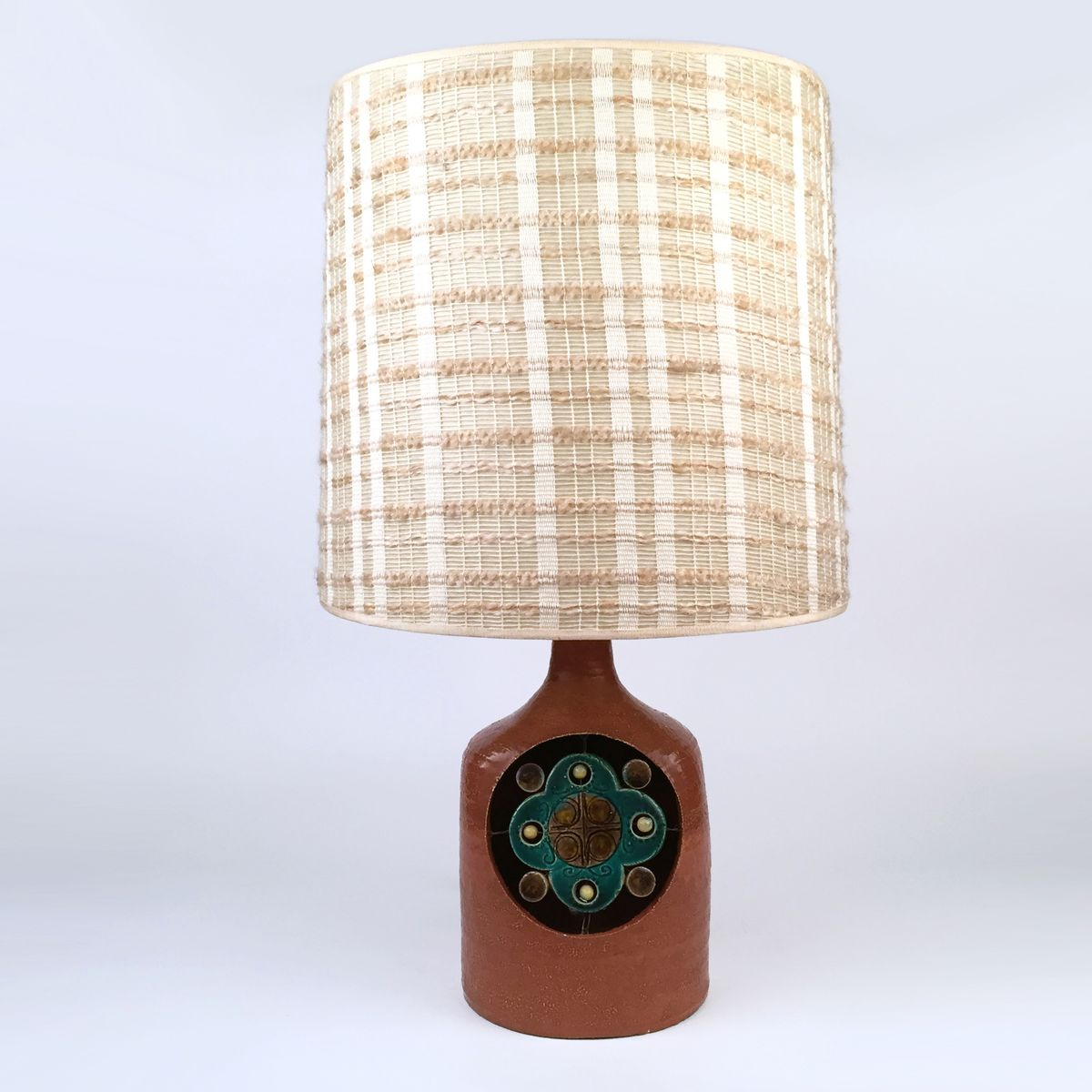 Vintage Keramiklampe von Georges Pelletier