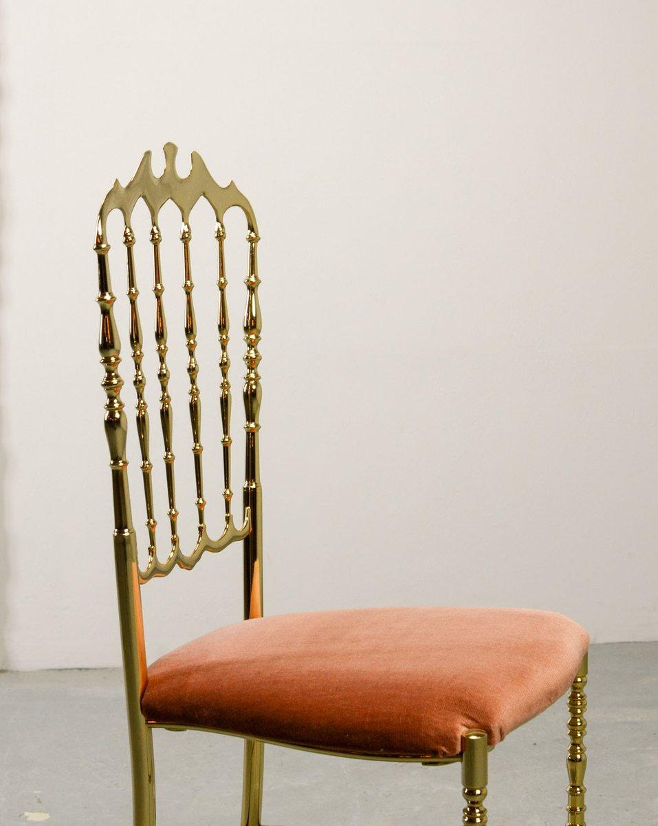 Mid Century Italian Chair By Giuseppe Gaetano Descalzi For