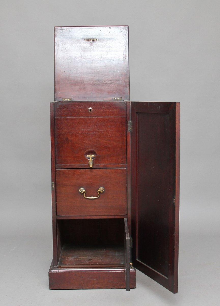 Mahogany Wine Cooler Cabinet 1800s  Price Per Piece
