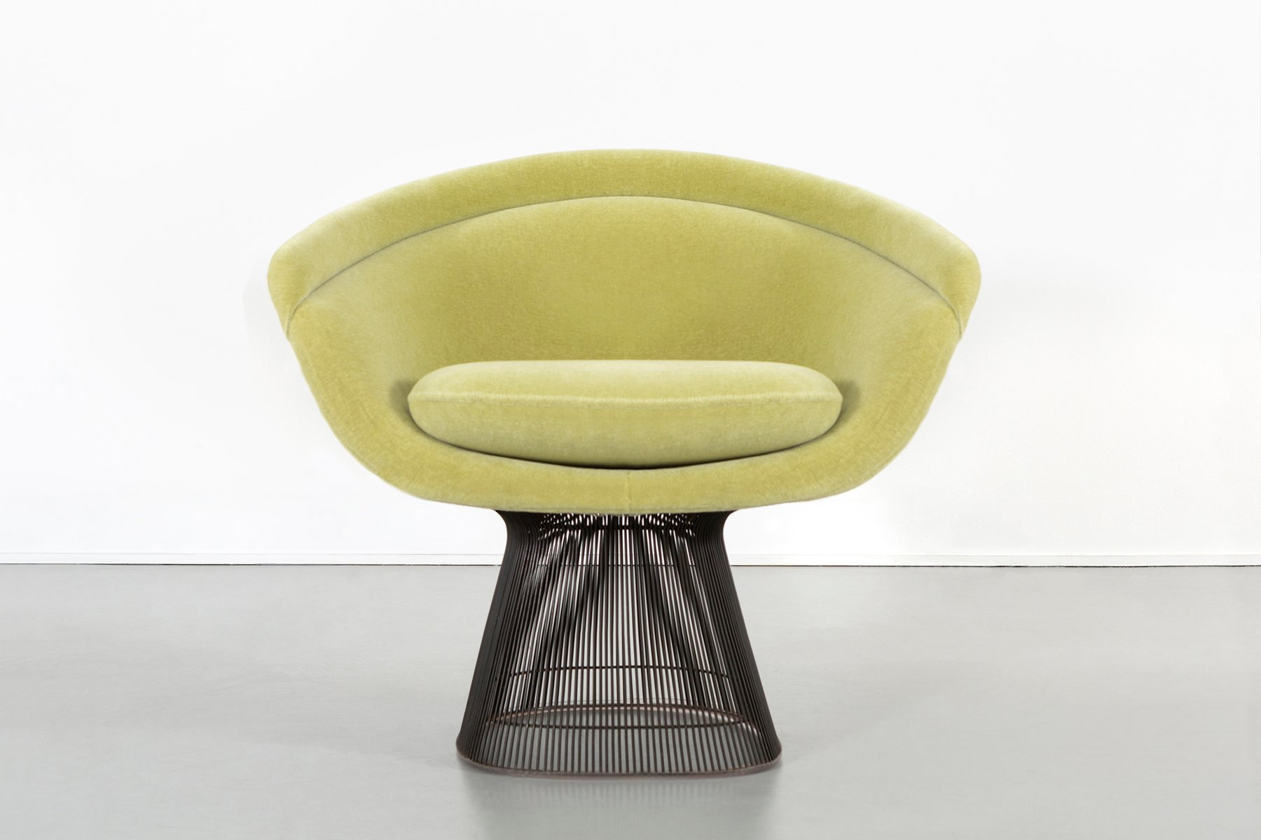 Warren Platner Furniture Throughout Bronze Lounge Chairs By Warren Platner For Knoll 1960s Set Of
