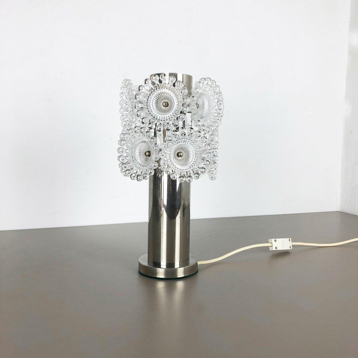 Moderne deutsche Dandelion Tischlampe von Sölken Lights, 1970er