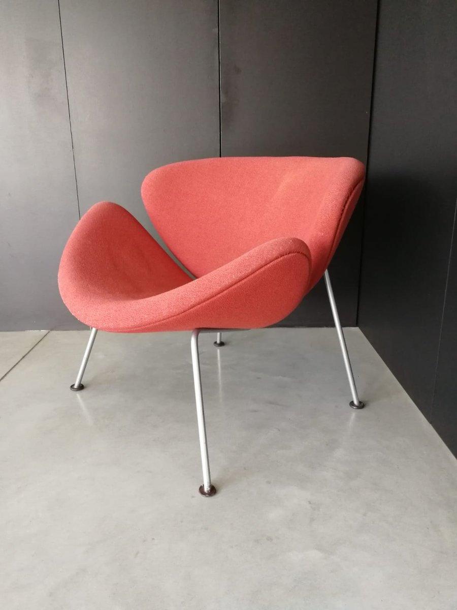 Orange Slice Chair by Pierre Paulin for Artifort, 1960