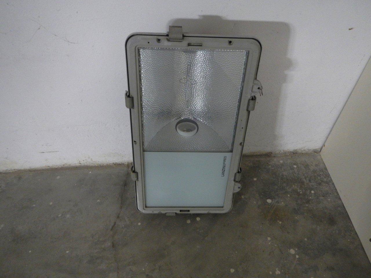 Vintage Pireo Industrielampe von Lanzini