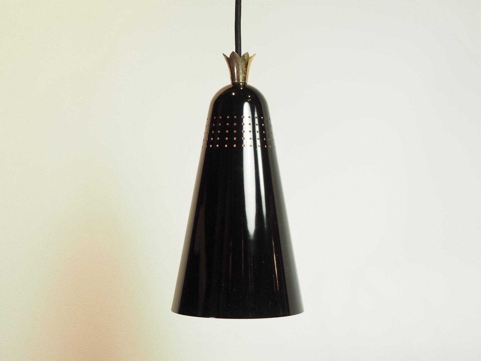 Ceiling Lamp by Otto Bartning, 1950s