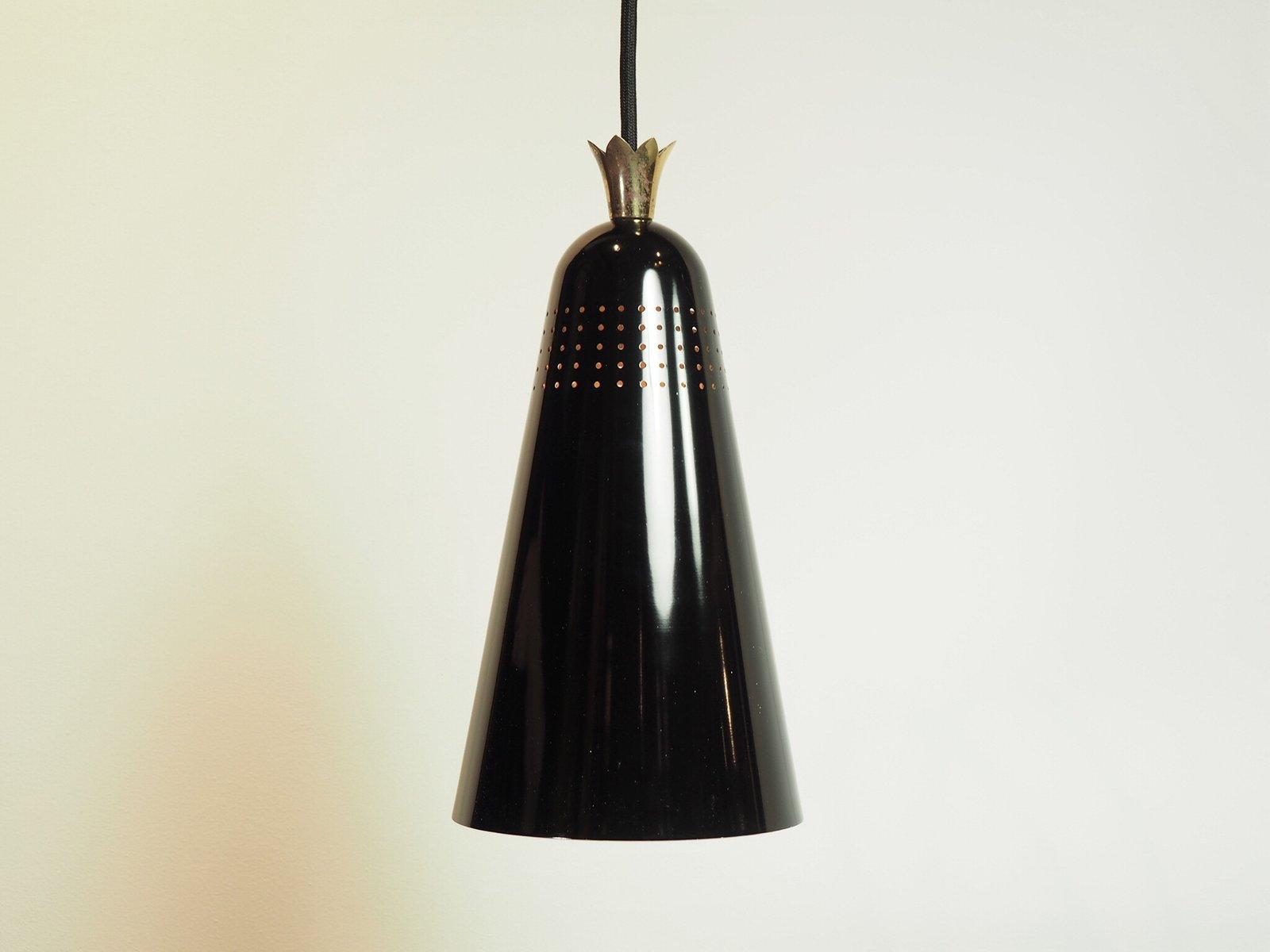 Deckenlampe von Otto Bartning, 1950er