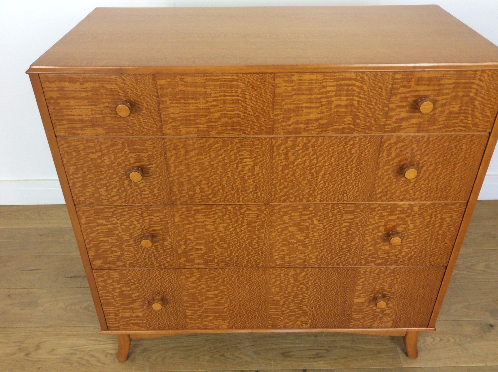 britische mid century kommode 1960er bei pamono kaufen. Black Bedroom Furniture Sets. Home Design Ideas