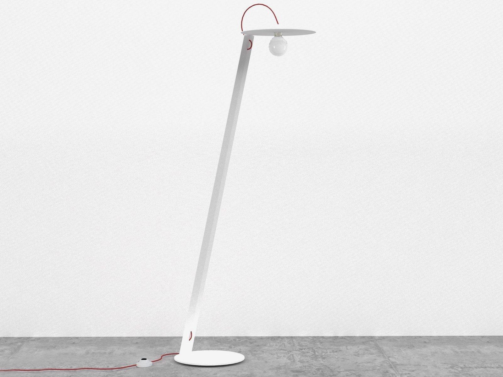 Weiße OT1 Lampe von Marco Capeto für Officine Tamborrino
