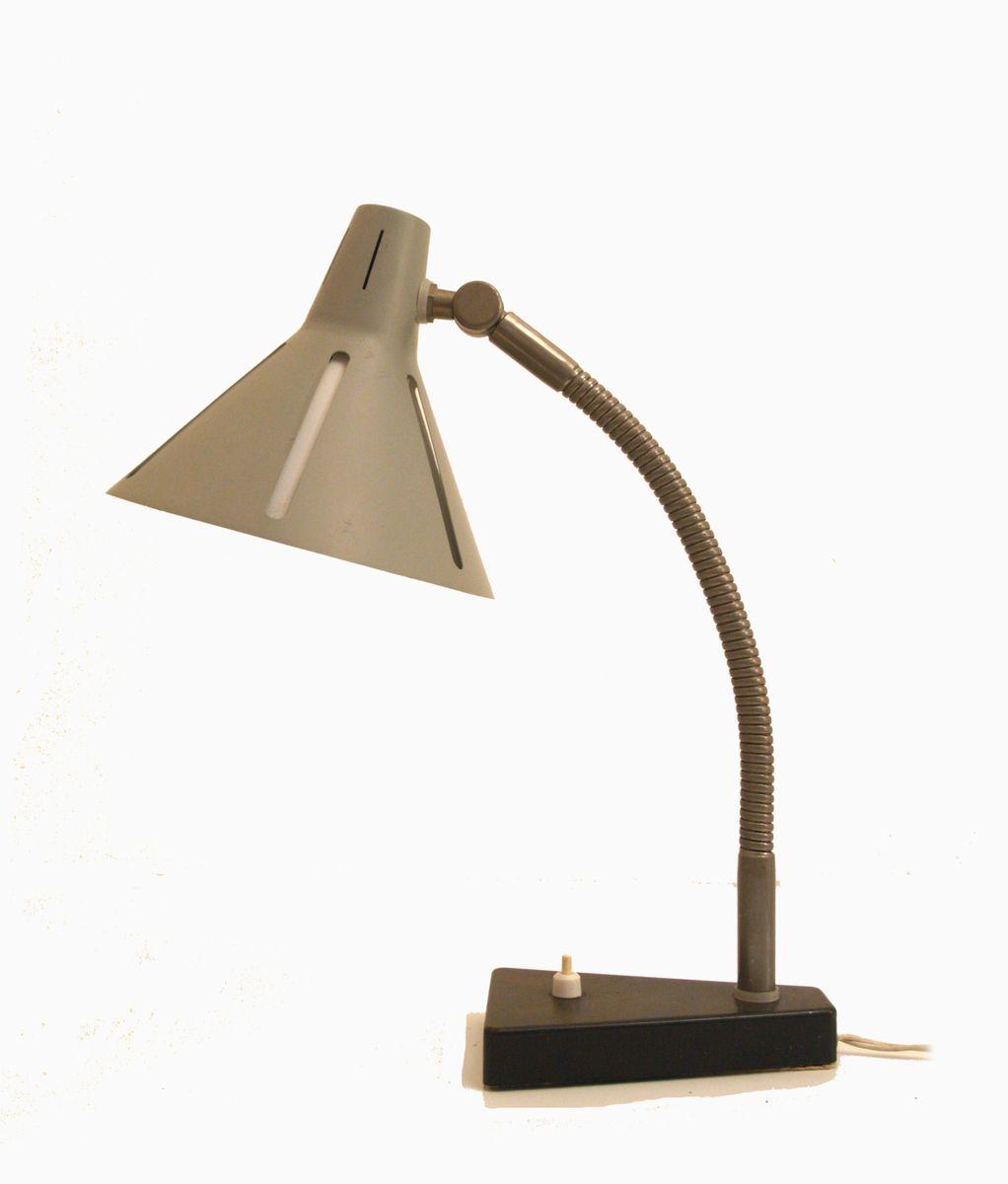 Nr. 20 Schreibtischlampe aus Sun Serie von H. Th. J. A. Busquet für Ha...