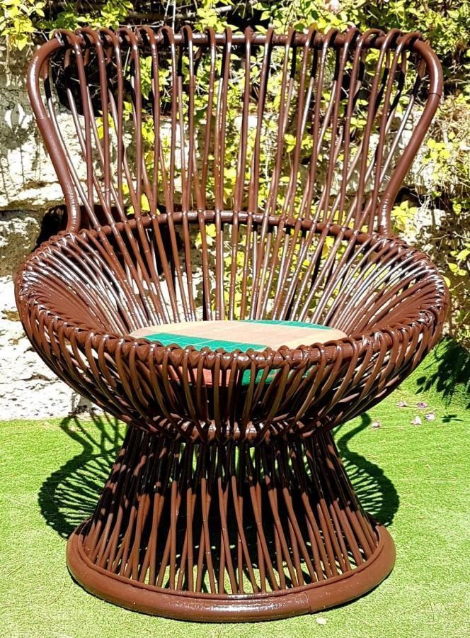 Margherita Chair von Franco Albini für Vittorio Bonacina, 1960er