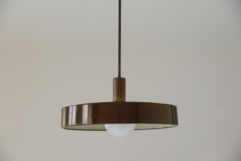 Lampade Da Soffitto Vintage : Lampada da soffitto vintage di vigano vittoriano in vendita