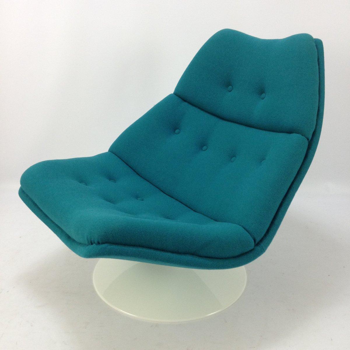 Vintage Modell F511 Sessel von Geoffrey Harcourt für Artifort, 1960er