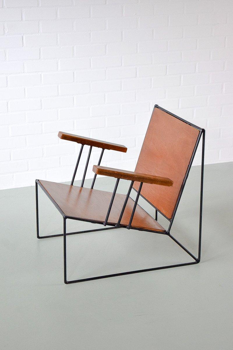Prototyp Armlehnstuhl, 1950er