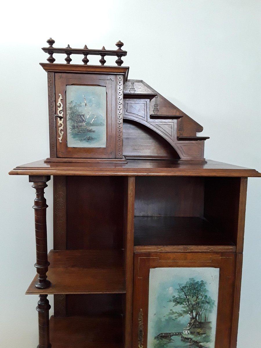 Antiker Schrank Im Jugendstil Bei Pamono Kaufen