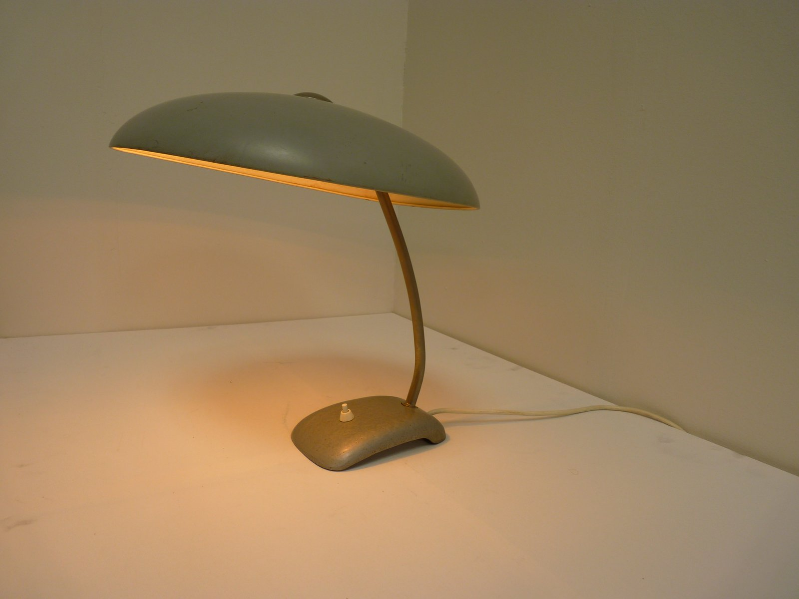 Vintage Bauhaus Tischlampe