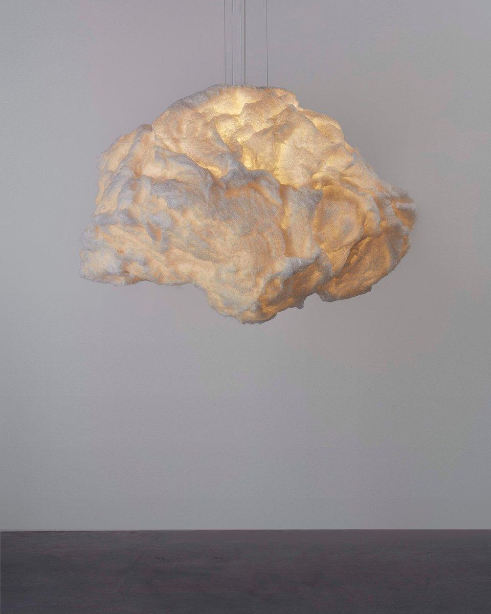 Storm Lights Pendant by Johannes Hemann