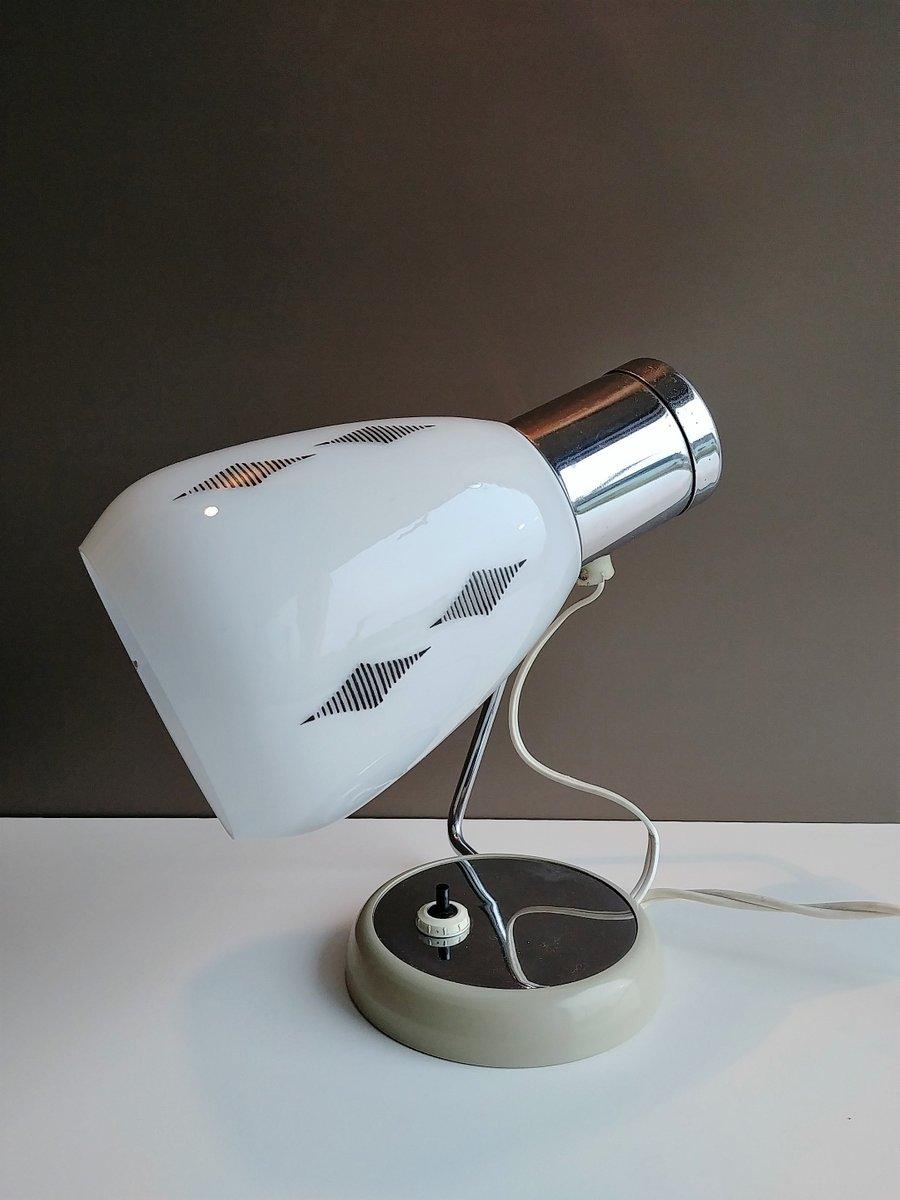 Vintage Modell 21644 Tischlampe von Drupol
