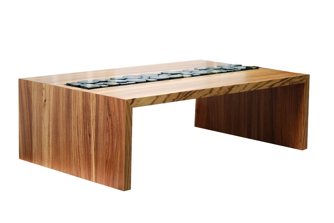 Zebra Coffee Table By Alain Marzat For Sale At Pamono