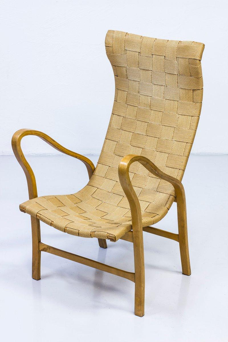 Torparen Easy Chair von Gustav Axel Berg, 1942