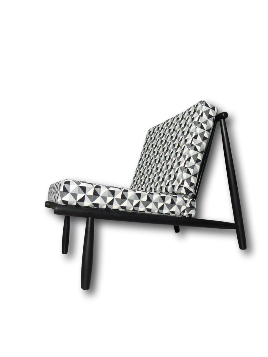 Domus 1 Sessel von Alf Svensson für Dux, 1950er