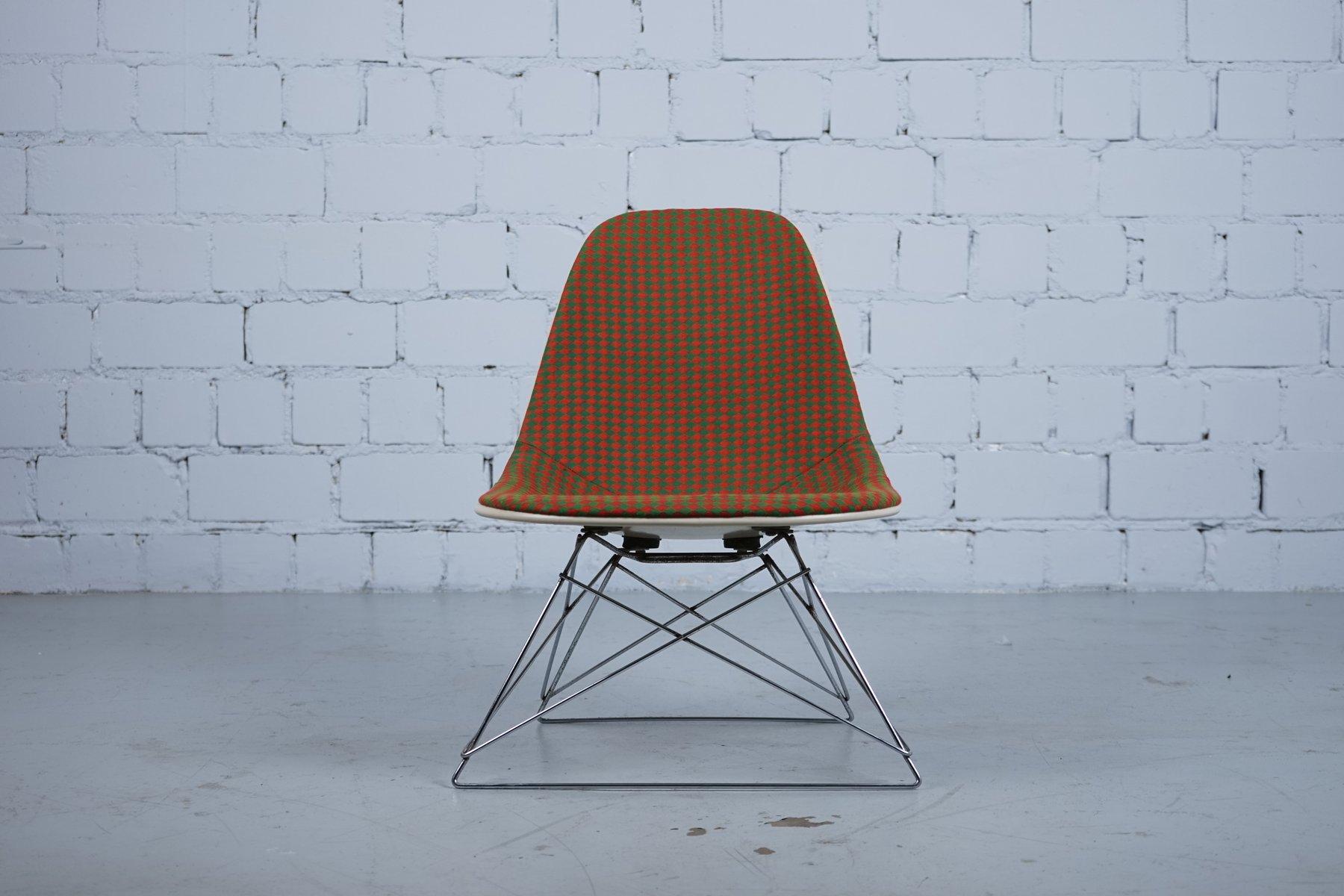 LKR Stuhl aus Fiberglas von Charles & Ray Eames für Herman Miller, 195...
