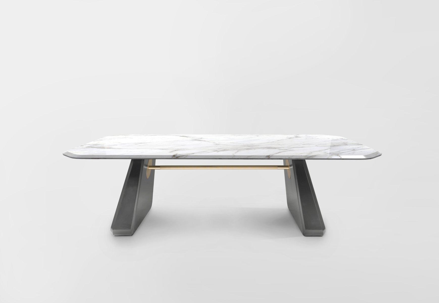 Tavoli Da Pranzo Design : Tavolo da pranzo henge di artefatto design studio per secolo in