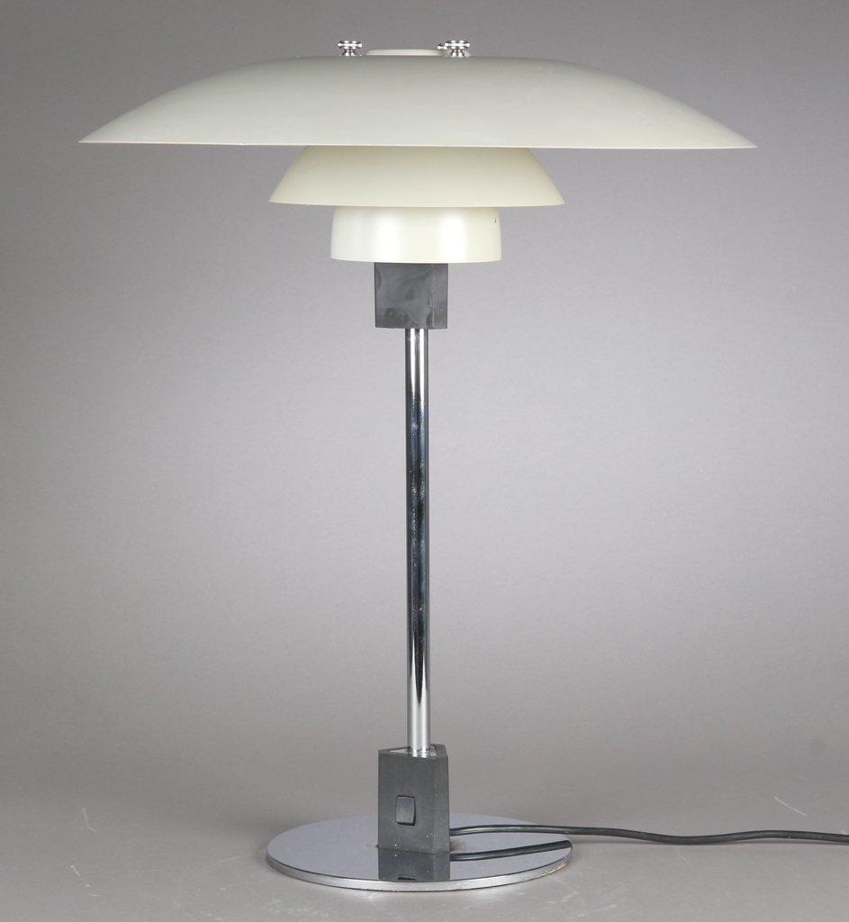 Vintage PH 4/3 Tischlampe von Poul Henningsen für Louis Poulsen