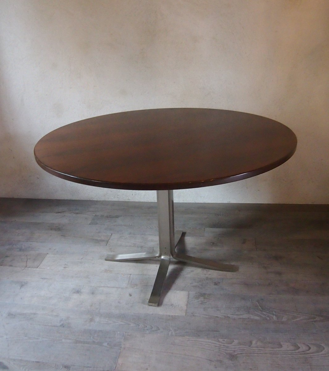 Round Dining Table from Formanova, 1968