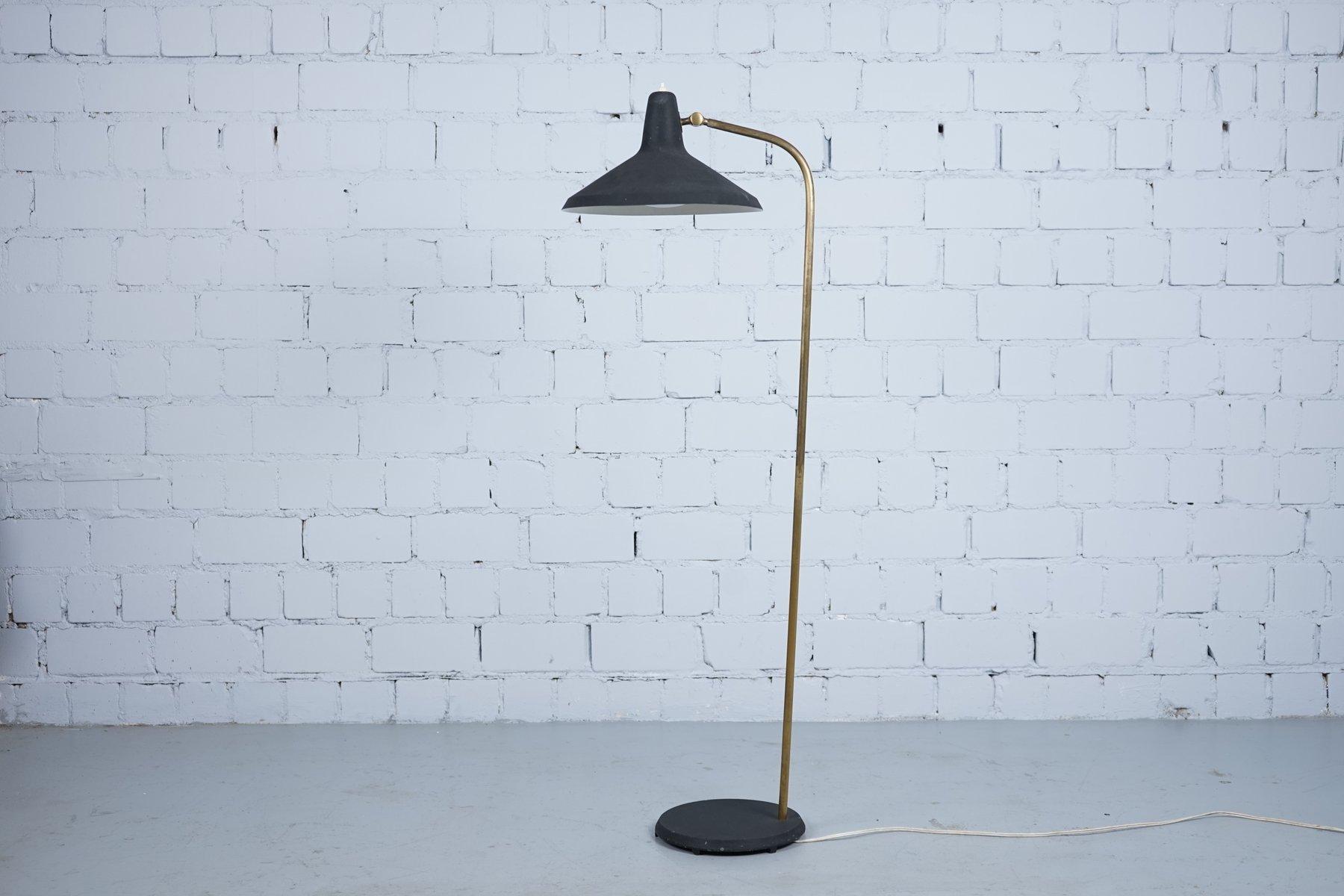 G-10 Stehlampe von Greta Grossman für Bergboms, 1950er