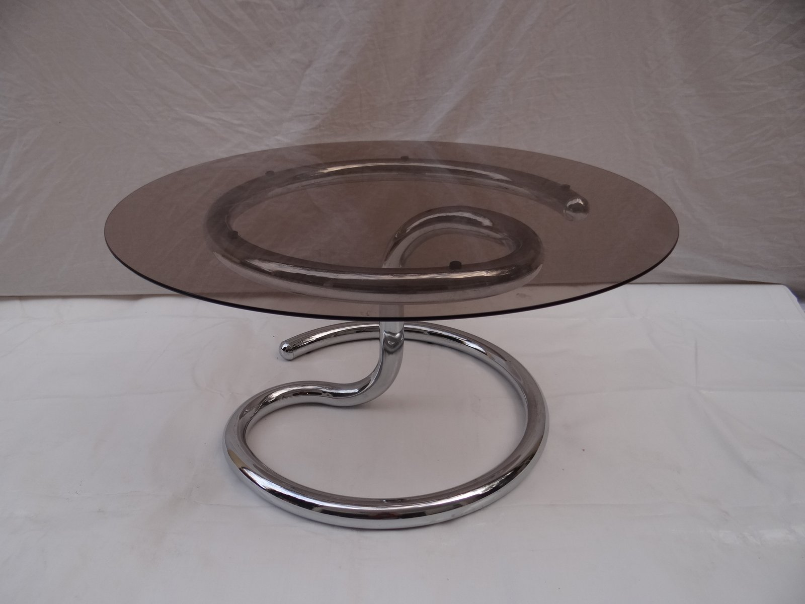 Vintage Anaconda Coffee Table by Paul Tuttle for Strässle