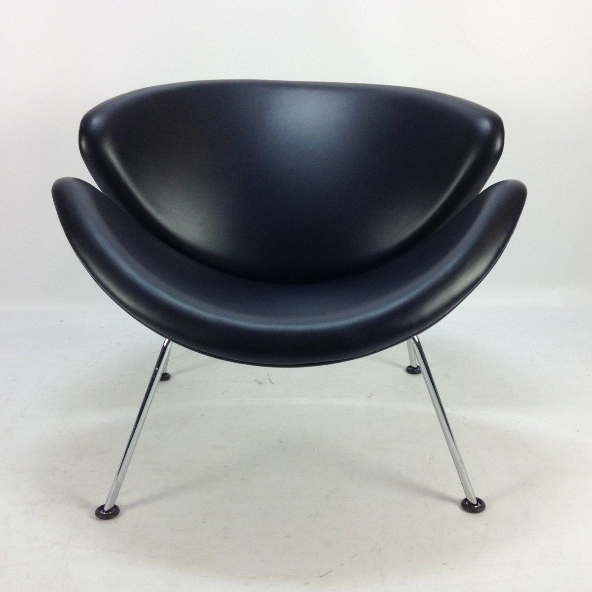 Orange Slice Lounge Chair by Pierre Paulin for Artifort, 1960s