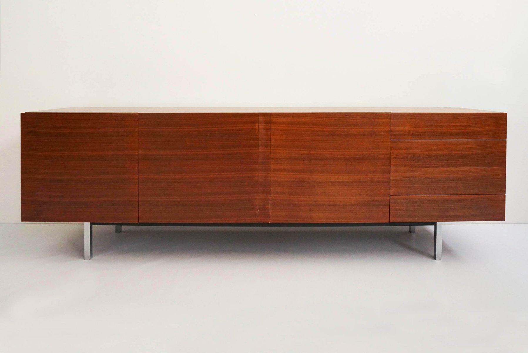 Sideboard aus Teak von Dieter Waeckerlin, 1960er