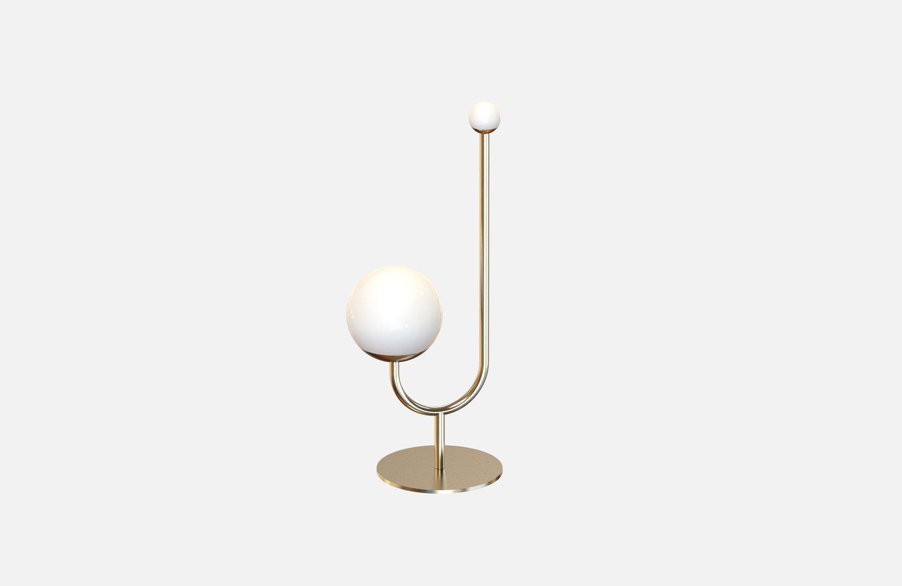REACH Tischlampe von Alex Baser für MIIST