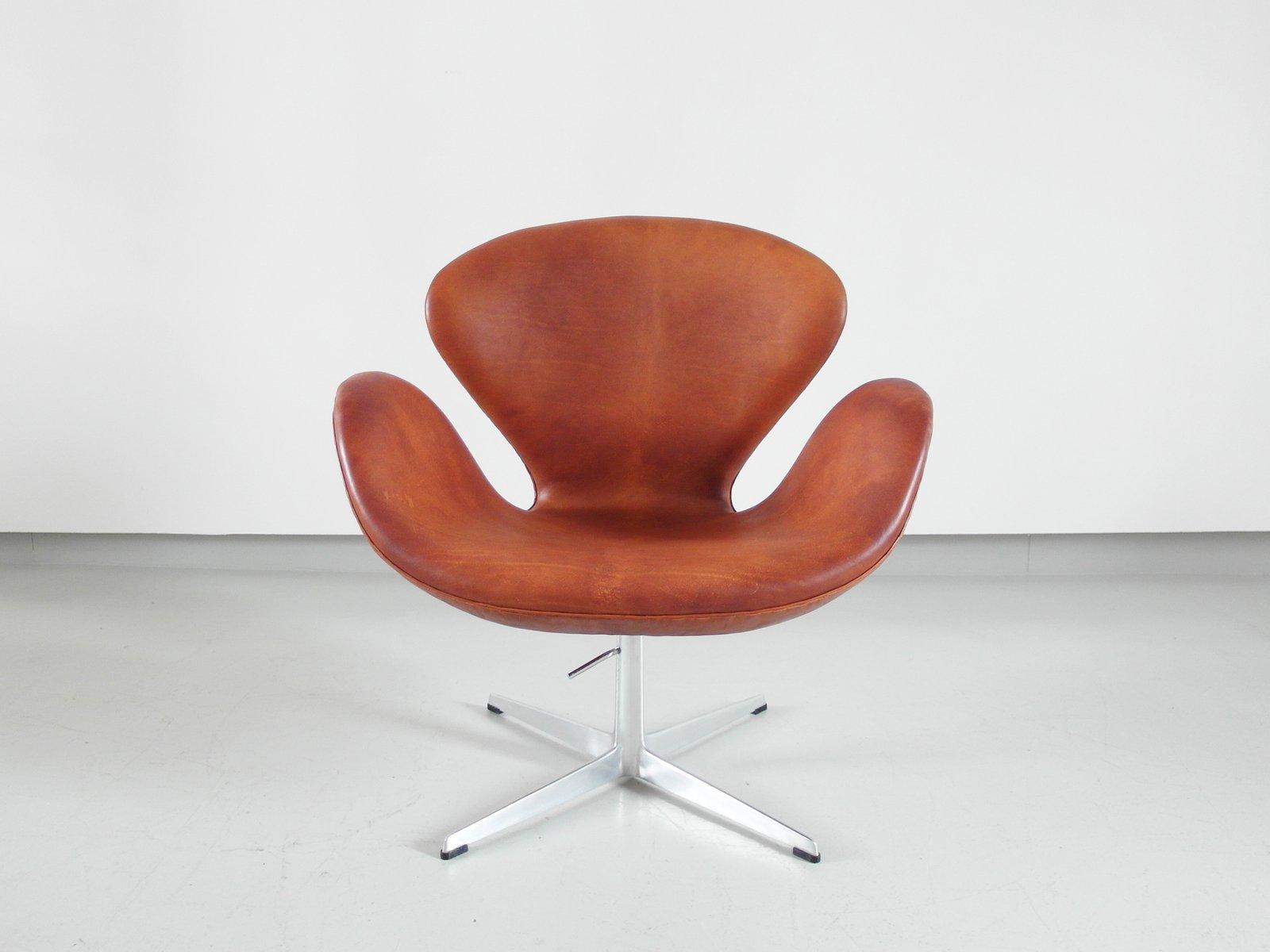 Swan Stuhl von Arne Jacobsen für Fritz Hansen, 1975