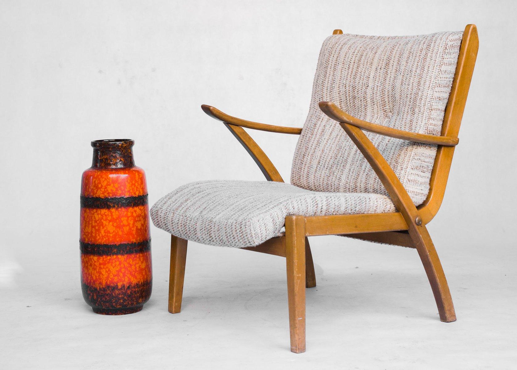 Vintage Molliperma Sessel von Möbelfabrik BSA, 1950er