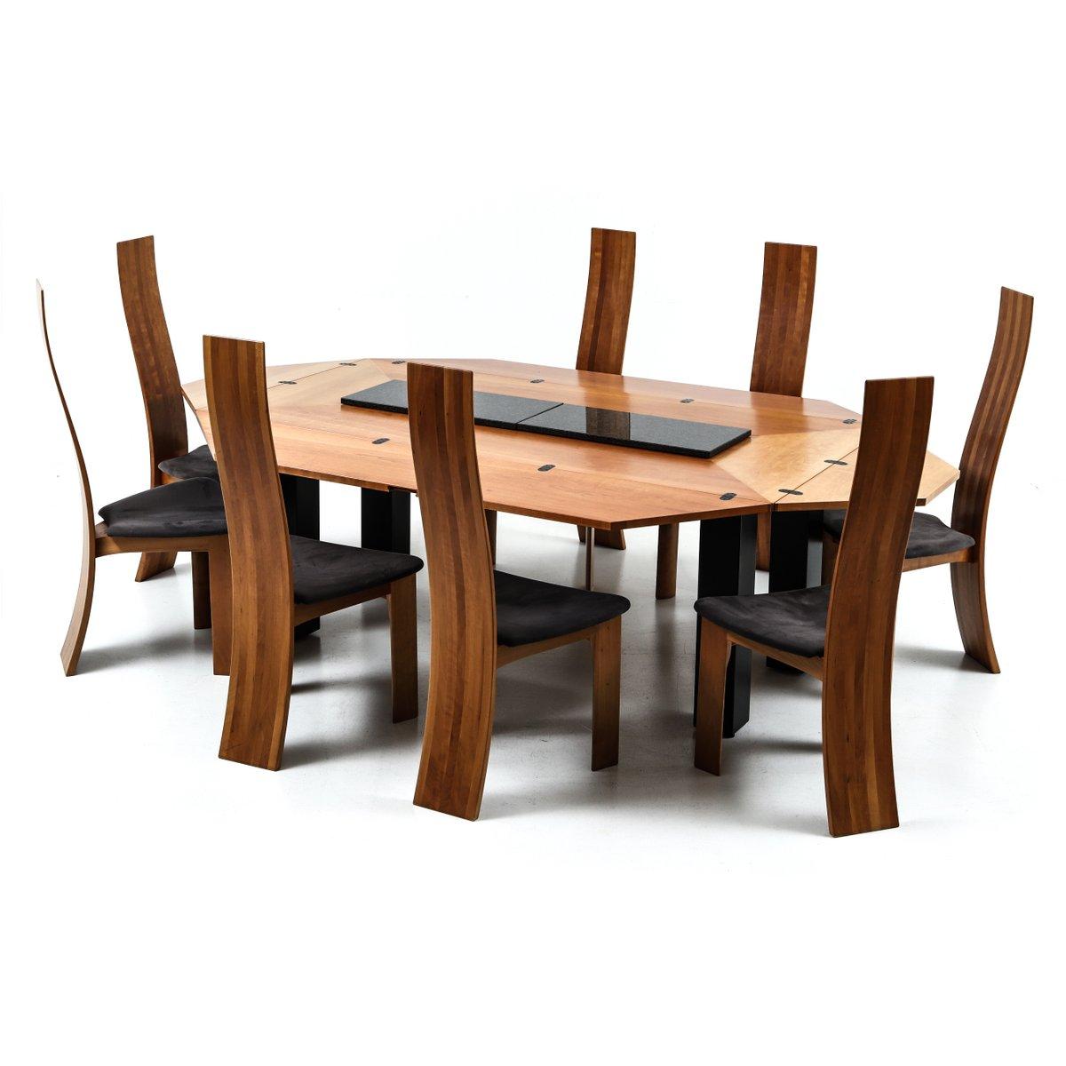cirkante dining tablebob  dries van den berghe for