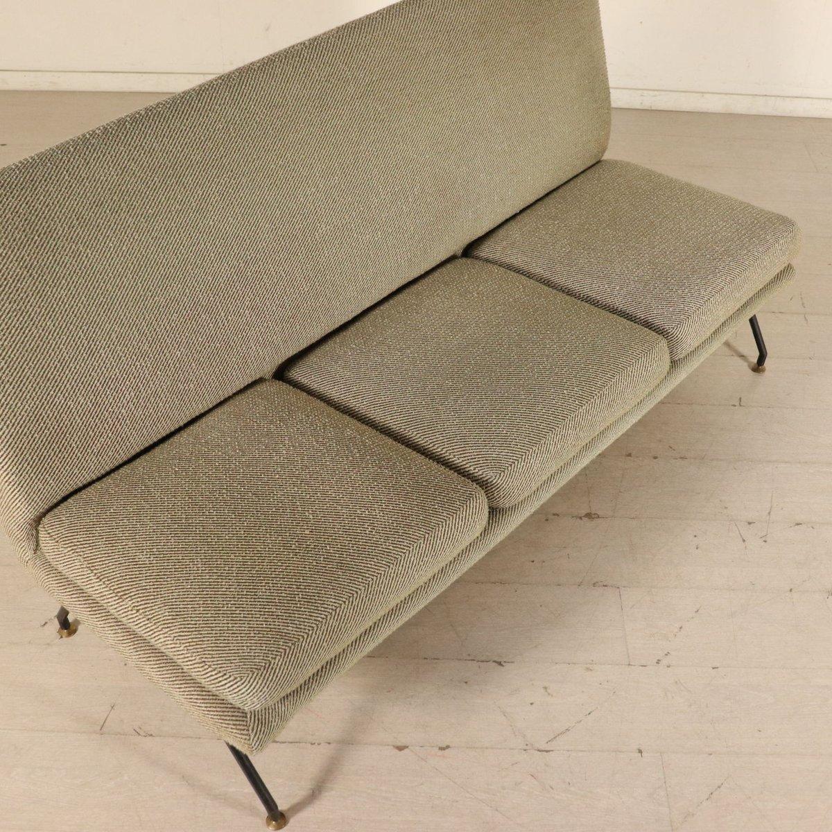 italienisches sofa f r isa 1960er bei pamono kaufen. Black Bedroom Furniture Sets. Home Design Ideas