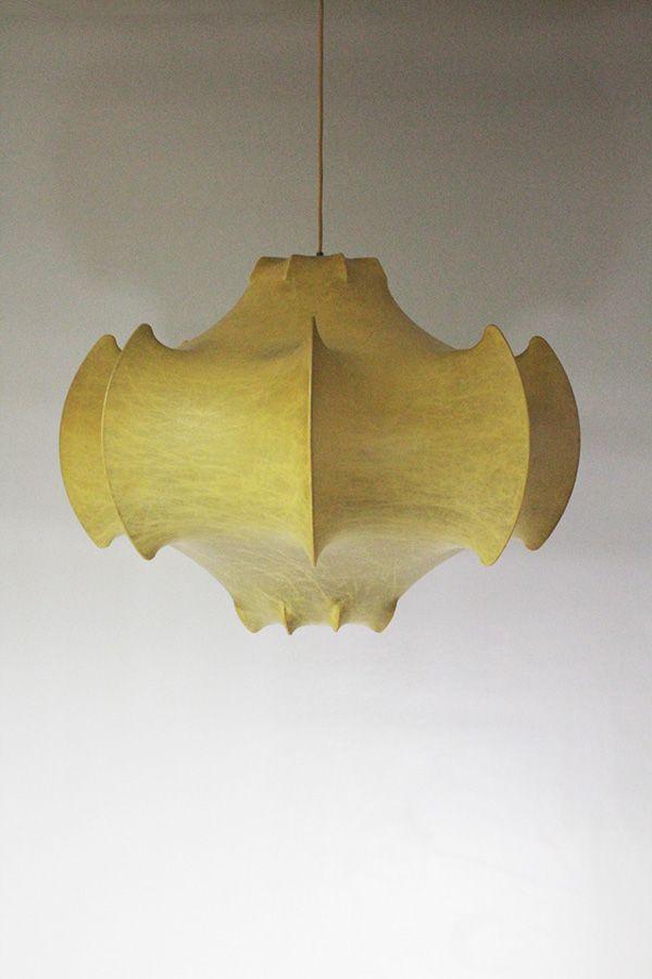 Viscontea Lampe von Castiglioni Brothers für Flos, 1960er