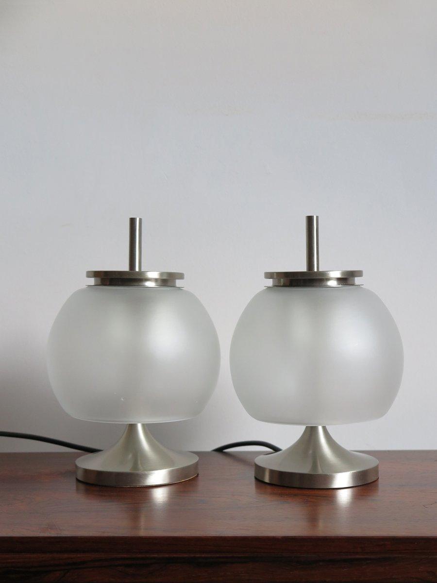 Modell Chi Lampen von Emma Gismondi Schweinberger für Artemide, 1960er...