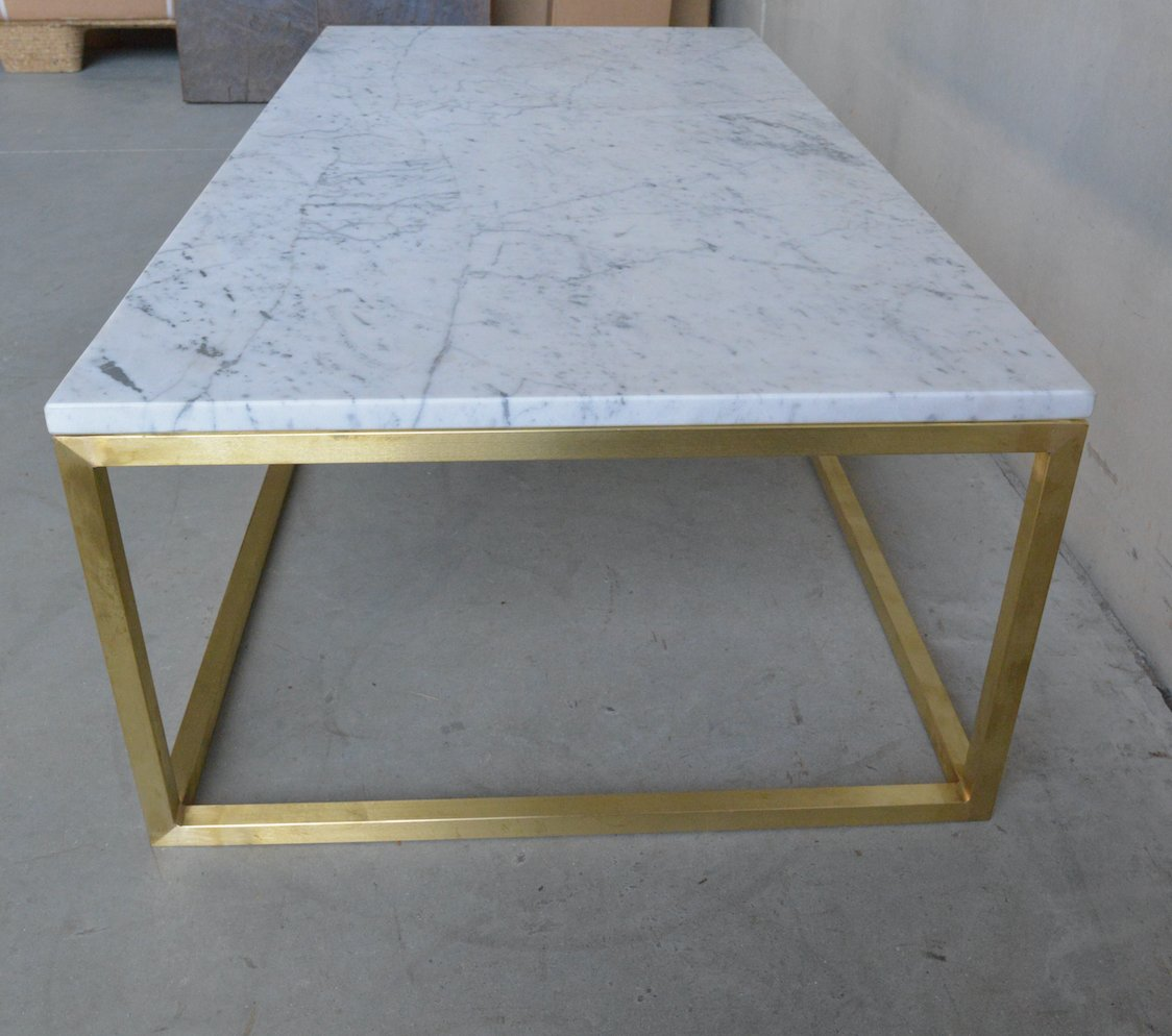 Antique Marble Coffee Table Set: Antique Marble Coffee Table For Sale At Pamono