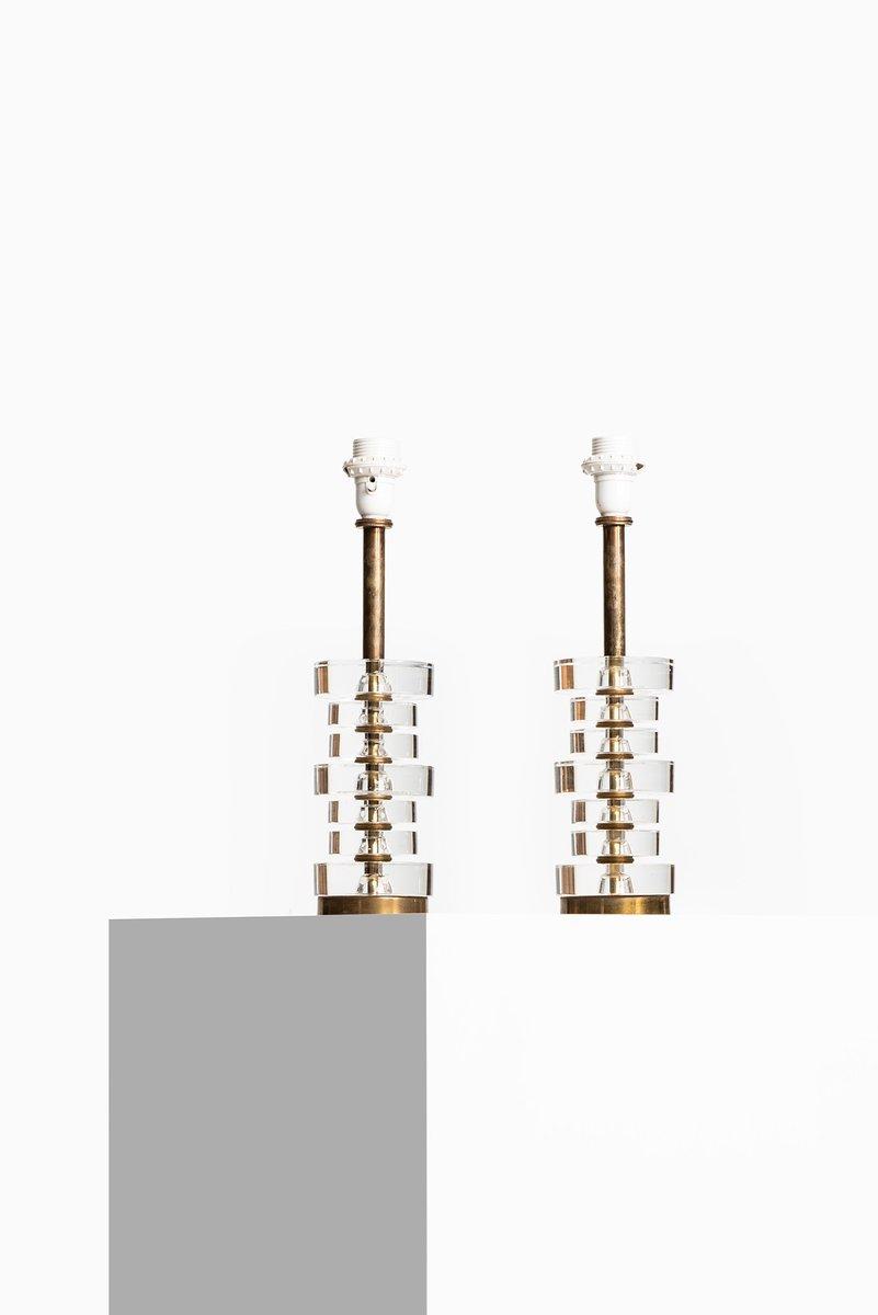 RD1994 Tischlampen von Carl Fagerlund, 2er Set