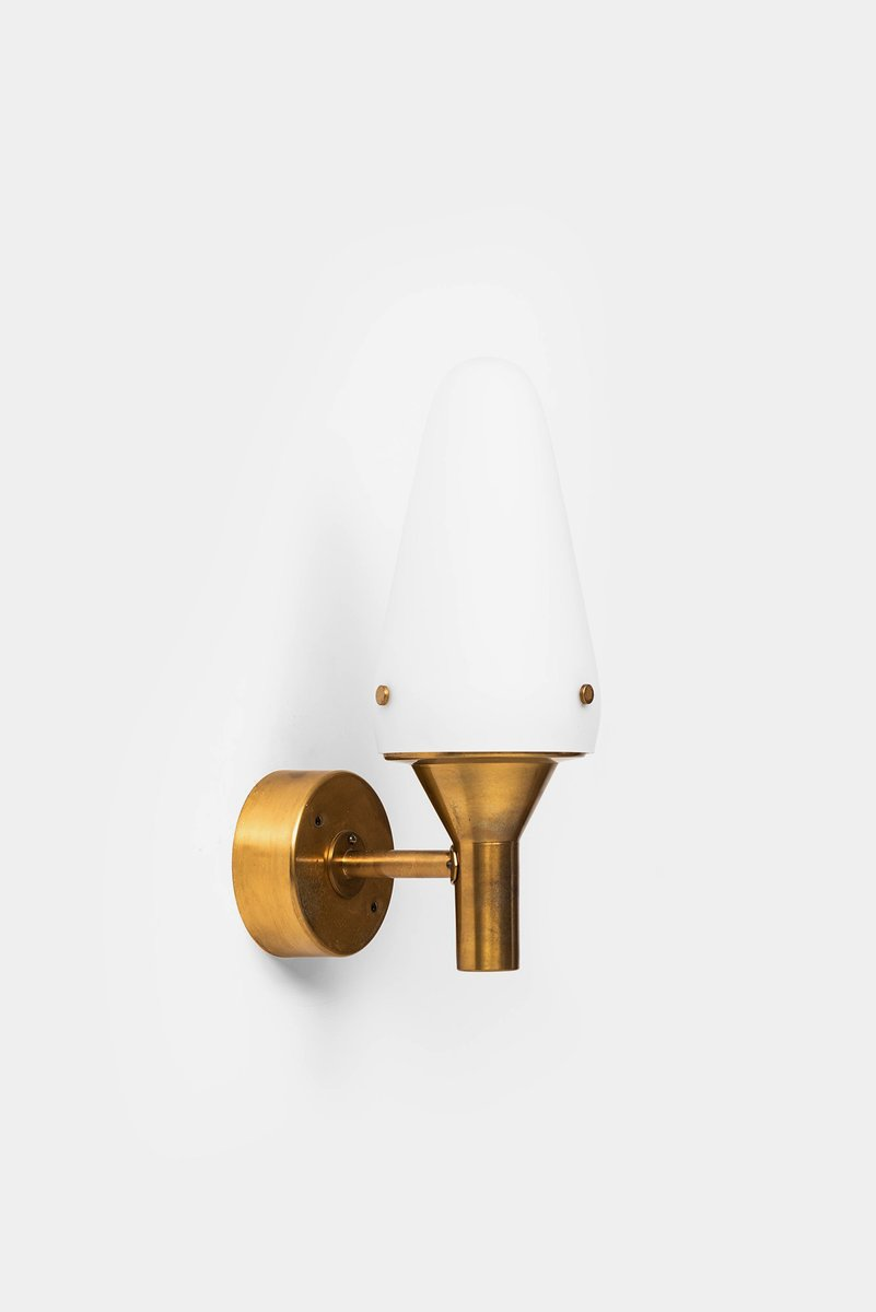 Wandlampe von Hans-Agne Jakobsson, 1950er