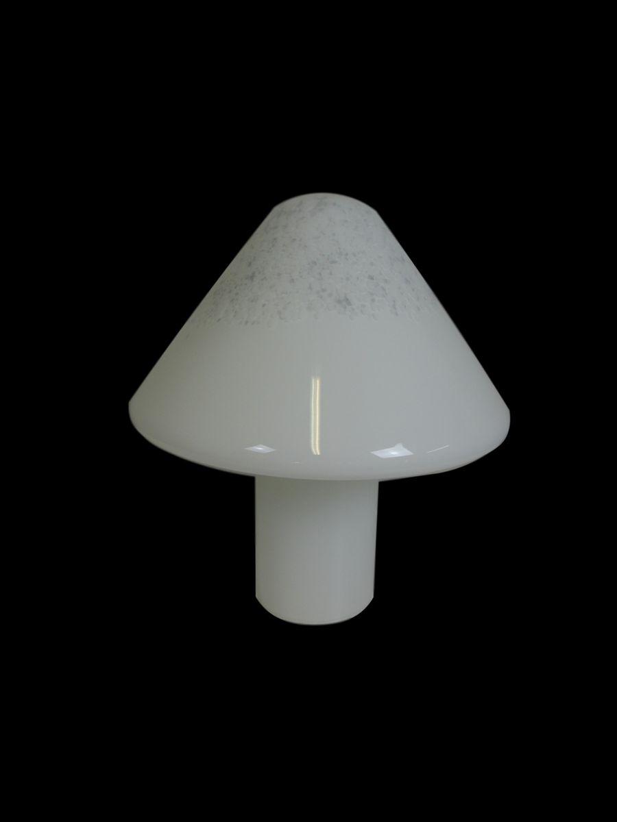 Italienische Tischlampe aus Muranoglas, 1970er