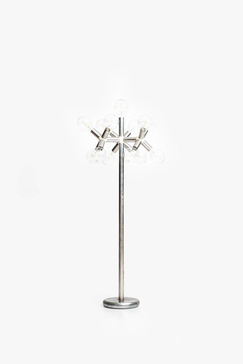Stehlampe von Trix & Robert Haussmann für Swiss Lamps International, 1...